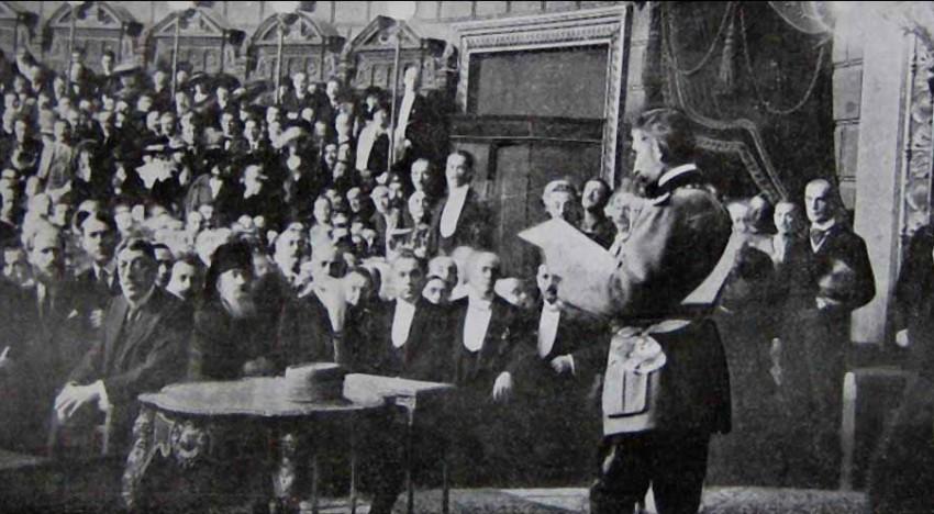 """Declarația de adeziune a secuilor la Unirea cu România! Document """"uitat"""" de secui dar și de istoria românească"""