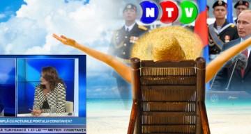 """TV Neptun din Constanța o platformă la dispoziția propagandei militare ruse! """"Crimeea, drumul spre casă"""", la oră de maximă audiență!"""