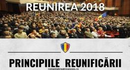SFATUL ȚĂRII CHIȘINĂU 2016!  1700 de delegați din toate raioanele R. Moldova au adoptat Foaia de parcurs a Reunificării până în 2018