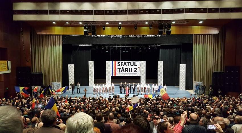 """Chișinău! Congresul de constituire """"Sfatul Țării"""" 2 / """"Tu pe cine vezi în Sfatul Țării 2 ?"""""""
