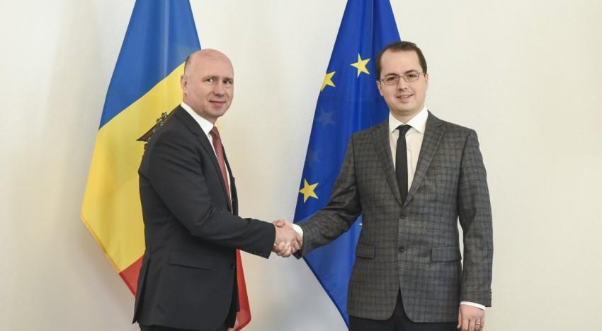 Implementarea curajoasă a reformelor este cheia pentru a reface încrederea cetățenilor R. Moldova