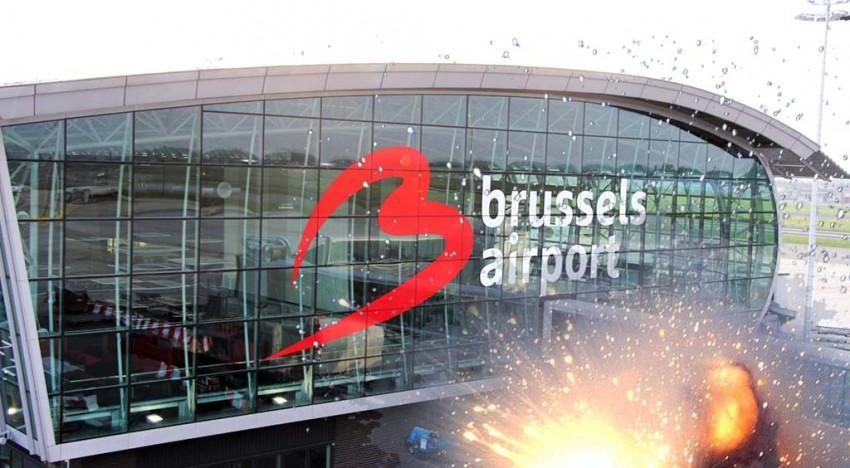 Explozii pe aeroportul Zaventem din Bruxelles, la stația de metrou Shuman și în apropierea Instituțiilor Europene
