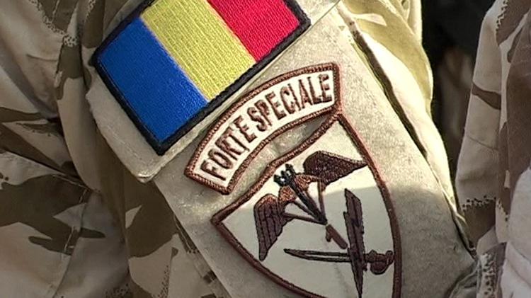 Forțele pentru operații speciale din Armata României sărbătoresc înființarea primei structuri de acest gen de armă