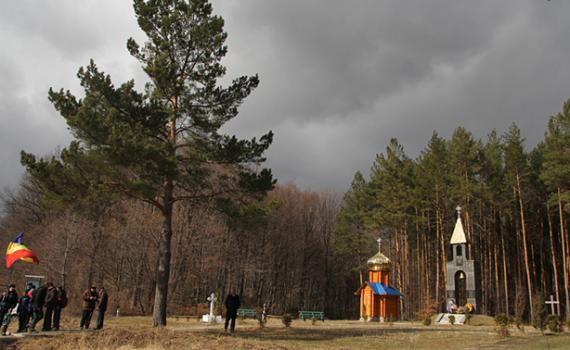 75 de ani de la masacrul comis de sovietici la Fântâna Albă