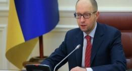 Premierul Ucrainei Arseni Iațeniuk și-a anunțat decizia de a demisiona