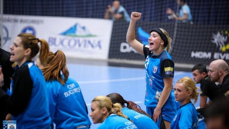 Splendida Victorie! Echipa feminină de volei CSM București a cucerit primul trofeu european al voleiului feminin românesc!