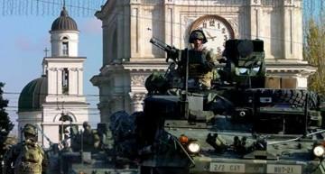 Moment istoric! Armata americană intră în Chișinău! Adio 9 mai rusesc în PMAN! Cavaleria americană își va expune tehnica de luptă în PMAN!