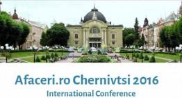 Conferință internațională la Cernăuți, cu oamenii de afaceri din România și Ucraina