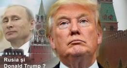 Umbrele rusești ale lui Donald Trump au ieșit la iveală la primul discurs important legat de politica externă