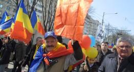 """Cele mai fierbinți salutări de la românii unioniști de peste ocean! """"Fraților, momentul a sosit! Nu mai e timp de așteptat! Unirea este salvarea națiunii române! LUPTA! SPERANȚĂ! CREDINȚĂ! VICTORIE!"""""""