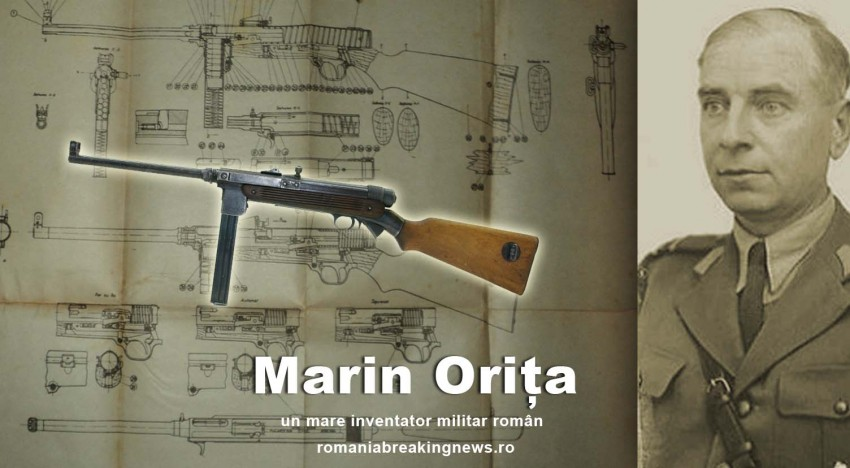 Căpitanul Marin Orița, un mare inventator militar român