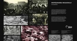 Cutremur emoțional la Bruxelles după vernisajul expoziției fotografice despre masacrul de la Fântâna Albă