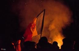 Violență și vărsări de sânge la Chișinău! Planuri în curs pentru ziua de 24 aprilie! Platforma DA, veterani și organizații paramilitare…