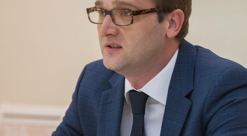 Cristian-Leon Țurcanu, numit ambasador al României în Ucraina