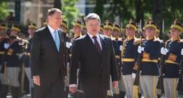 Petro Poroșenko i-a promis lui Klaus Iohannis că va ține cont de recomandările Comisiei de la Veneția