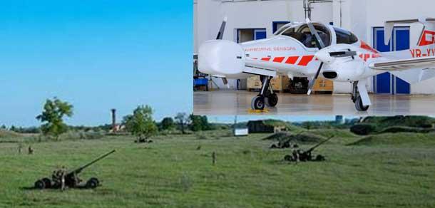 Zile la rând, apărarea antiaeriană din Transnistria, în stare de alarmă după survolul repetat al unui avion românesc