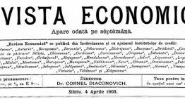 Cernăuți, 10 martie 1903: Constituirea Centralei însoțirilor economice române din Bucovina, moment de referință pentru baza dezvoltării economice a românilor bucovineni