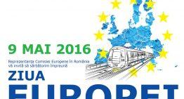 """De Ziua Europei, """"Cucuteni"""" la Stația de Metrou Unirii 1 din București"""