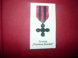 """13-Crucea """"Trecerea Dunării"""""""