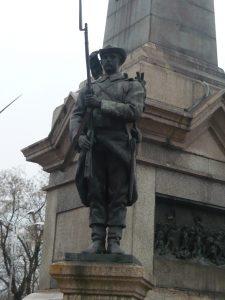 17-Grigore Ioan,vânătorul care a capturat un steag turcesc.