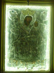 7-Icoana dăruită de țarul Alexandru al II-lea Bisericii Maica Precista din Ploiești.P1060862