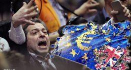 Dimineața BREXIT-ului pe piețele financiare… furtună, panică, dezastru…