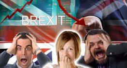 """Român în UK: """"Aici totul se prăbușește, suntem consternați, Lira sterlină s-a prăbușit, acțiunile de la băncile britanice pică și ele, totul este în degringoladă!"""""""