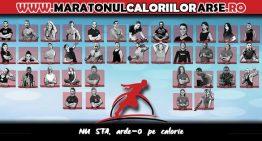 Maratonul Caloriilor Arse, 4-5 iunie la Mall Promenada