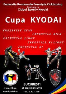 Cupa Kyodai 2016