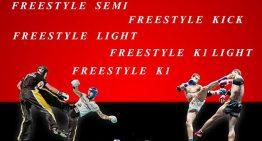 Cupa Kyodai de Freestyle Kickboxing 2016