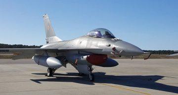 Ultimele 3 avioane de luptă au întregit escadrila de F16  a Forţelor Aeriene Române. Urmează achiziția altor 36 de aparate similare