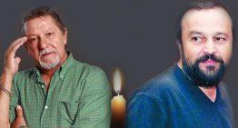 Ioan Gyuri Pascu și Sebastian Papaiani, doi mari artiști despre care cu durere vorbim azi  …la trecut. Dumnezeu să-i odihnească.
