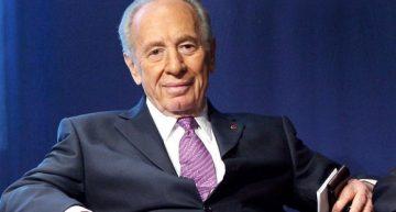 """In memoriam Shimon Peres – """"Nu vom uita niciodată …românii au salvat viețile a 400.000 de evrei de aici""""(12 aug.2010)"""