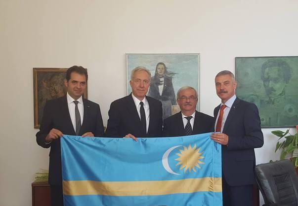 Ministrul de Externe, reacție în scandalul steagului secuiesc: Discuție lămuritoare cu Hans Klemm