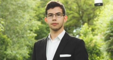 Adrian Mihai Radu – tânărul român pe care se bat cele mai prestigioase universități
