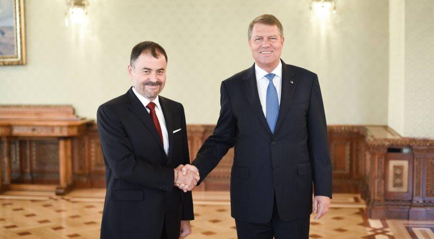 """Șalaru, ministrul Apărării al RM la București:""""Dacă rușii vor să plece din Transnistria, le creăm un culoar verde!"""" / Vezi ce a mai discutat cu președintele Iohannis…"""