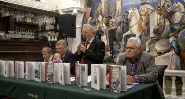 """Cernăuți. """"Bucovina. Identitate, tradiții, valori"""", eveniment dedicat aniversării a 150 de ani de la înființarea Academiei Române și a 100 de ani de la nașterea academicianului Vladimir Trebici"""