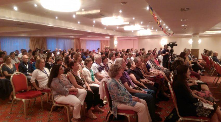 Cea mai mare conferință de psihologie organizată în România.Peste 150 de specialiști din întreaga lume au vorbit despre IUBIRE!