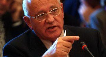 """Mihail Gorbaciov: """"Cred că lumea se apropie periculos de zona roșie"""""""