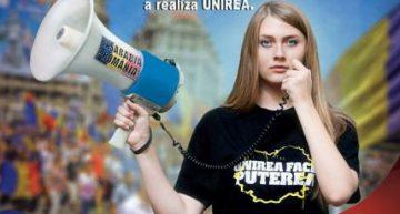 """A fost Live! Emoție și Furie la Marșul UNIRII """"LUPTĂ pentru Basarabia"""". Altercații cu forțele de ordine și rețineri! București 22 octombrie 2016"""