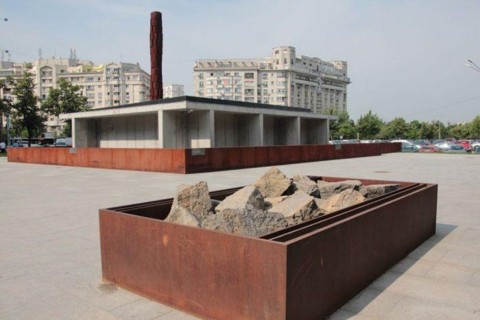 Memorialul holocaustului din Bucuresti