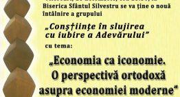 Video Exclusiv! Economia ca iconomie. O perspectivă ortodoxă asupra economiei moderne