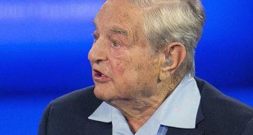 George Soros se retrage din România
