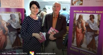 """Cunoscut, apreciat și citat mereu în străinătate, dar mai puțin știut în România, scriitorul Redi Petrescu și-a lansat la București """"Magic Thoughts"""". Versiunea în limba engleză a volumului """"Îngândurări. Dicționar aforistic"""""""