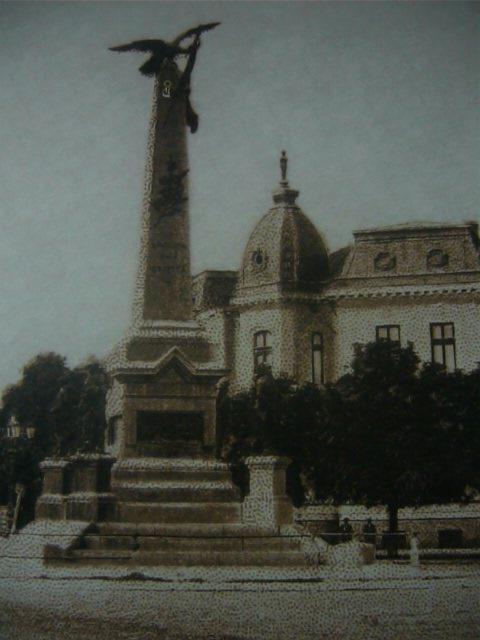 Monumentul Vânătorilor - Ploiești