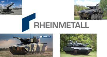 Rheinmetall: Proiectul transportorului blindat 8×8 AGILIS construit la uzina Moreni merge inainte / Ce alte proiecte de blindate vor nemtii sa faca in Romania
