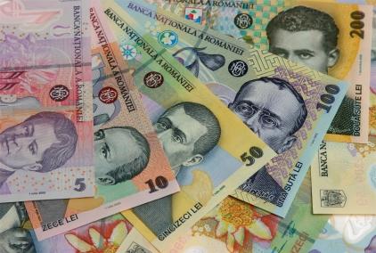 romanian-banknotes