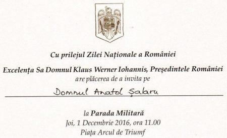 unirea_bucovinei_klaus_iohannis_invitatie_pentru_anatol_salaru