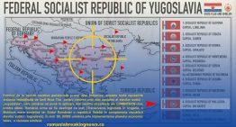 """Incendiar! Dezvăluiri despre planul secret al lui Iosif Broz Tito! …o Românie ciuntită pe post de """"Republica Socialistă Valahia"""" (Iugoslavă) cu capitala la București"""