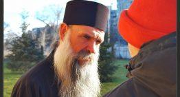 VIDEO: Despre Viață, Moarte și Mântuire cu Protos Irineu Curtescu la Biserica Sfântul Silvestru